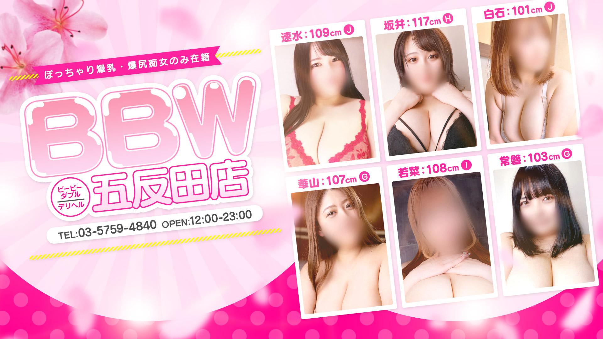 五反田ぽっちゃり風俗 BBWテスト1