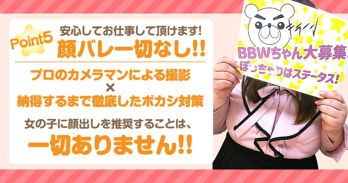 名古屋ぽっちゃり風俗 BBW女の子求人6